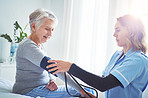 Blood pressure control is important in preventing cardiovascular disease