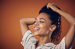 Wash, dry and rock your natural hair