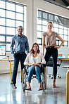 Thriving in an inclusive and accessible workplace