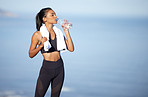 Ensure you stay hydrated before and after your workout