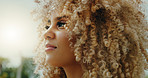 Your natural hair is a part of who you are