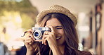 Photography, the great love affair with life