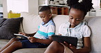 Growing up with digital gadgets