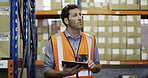 Stocktake is an important part of running a warehouse