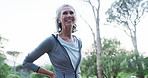 The secret to ageing well is keeping fit