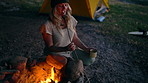 Sweet fireside treats make camping way more fun
