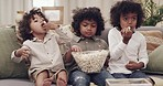 We can't get enough popcorn!