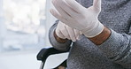 I'm extra cautious when it comes to my health