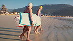 Grab your board and bestie, and head to the beach!