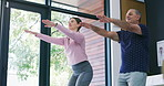 Regular activity helps lubricate the joints