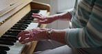 Starting off retirement on a musical note