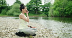 Those who meditate have a more positive perception of the world