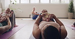 Baby yoga focuses on your health and your baby's
