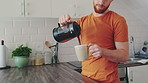 Start your day with a fresh cup of joe