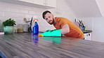 Be meticulous in your cleaning